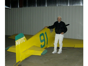My Dad--a Stunt Pilot with a Plan
