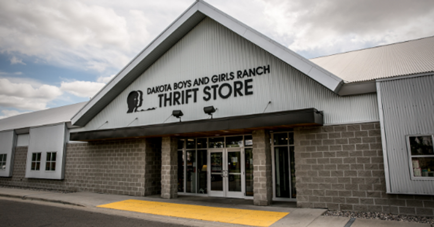 Cass County Electric Cooperative Grants $5,000 to Dakota Boys and Girls Ranch Thrift Stores